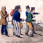 Image - convicts heading for ship